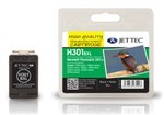 Jettec H301 BXL Black printer ink cartridge